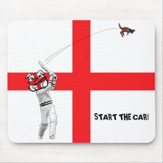 English cricket-Ashes 2009 Mousepads