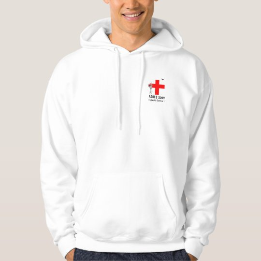 English cricket hoodie