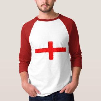 english cross tee shirt