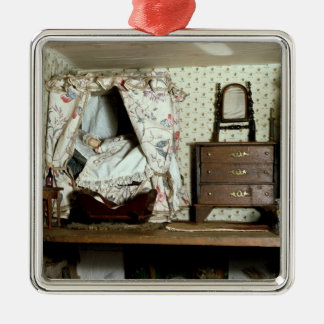 English Doll's House Christmas Ornaments