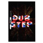 English Dub Step Dry Erase Board