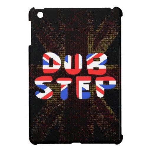 English Dub Step iPad Mini Cover