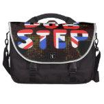 English Dub Step Laptop Commuter Bag