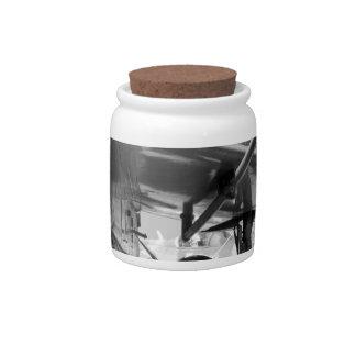 English Electric Lightning F.6 Candy Jar
