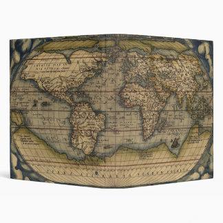 English Empire Map Binder