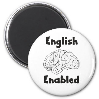 English Enabled brain Magnet