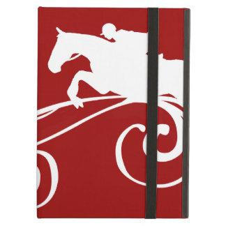 English Equestrian Flourish Cover For iPad Air