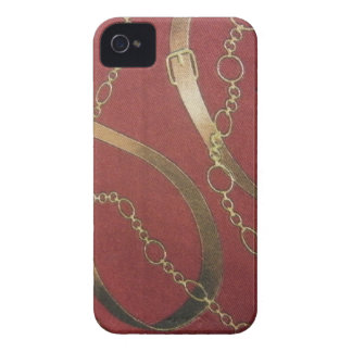 English Equestrian - Red iPhone 4 Case-Mate Case