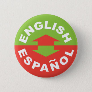 English Español - I Speak Spanish Button