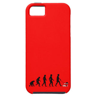 English evolution iPhone 5 covers