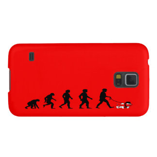 English evolution cases for galaxy s5