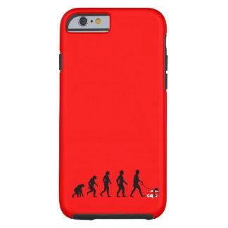 English evolution tough iPhone 6 case