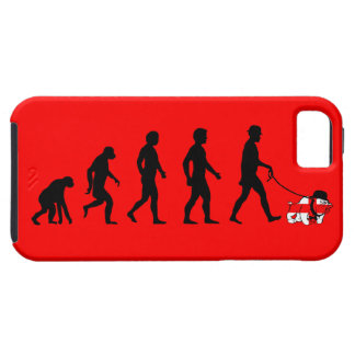 English evolution iPhone SE/5/5s case