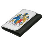English Family Crest Women's Wallet