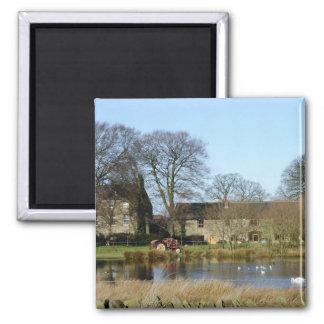 English farmhouse magnet