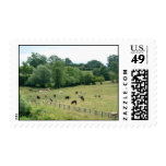 English Farmland Stamp