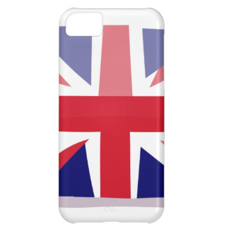 English flag case for iPhone 5C