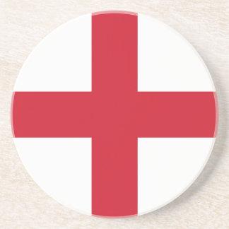 English flag coaster