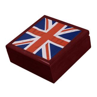 English Flag Gift Box