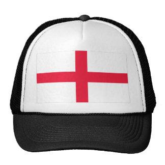 English Flag Trucker Hats