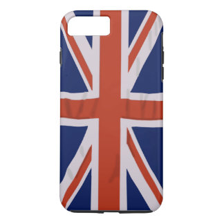 English Flag iPhone 7 Plus Tough Case