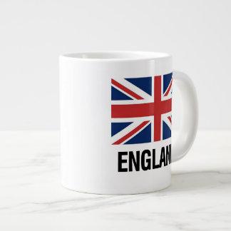 English Flag Large Coffee Mug