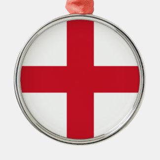 English flag metal ornament