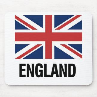 English Flag Mouse Pad