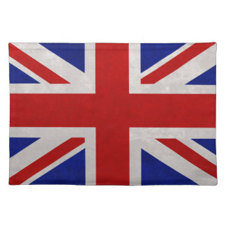 English flag of England textured Placemat