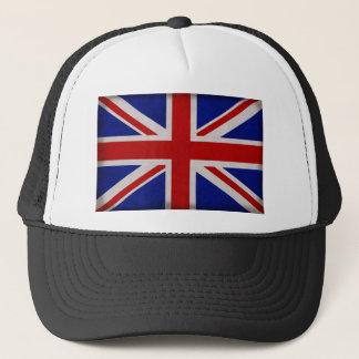 English flag of England textured Trucker Hat