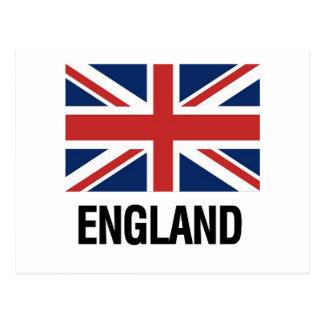 English Flag Postcard
