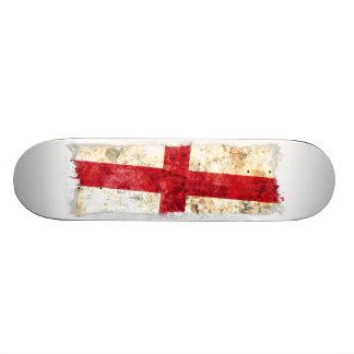 English Flag Skate Board