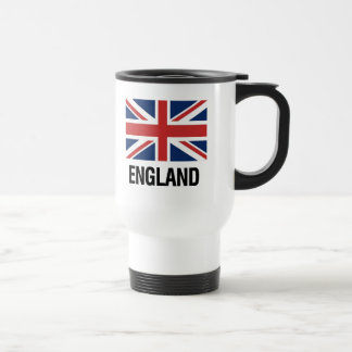 English Flag Travel Mug