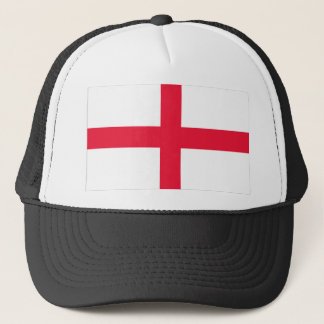 English Flag Trucker Hat