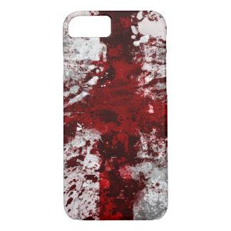 English Flag Wet Paint iPhone 7 Case