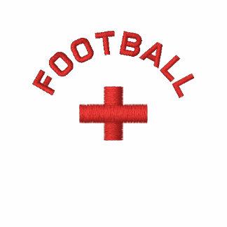 English Football Embroidered Polo Shirt