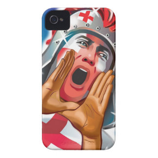 English Football Fan Reaction iPhone 4 Case