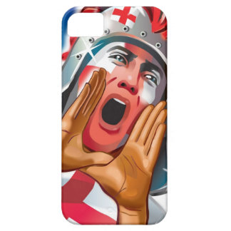 English Football Fan Reaction iPhone 5 Case