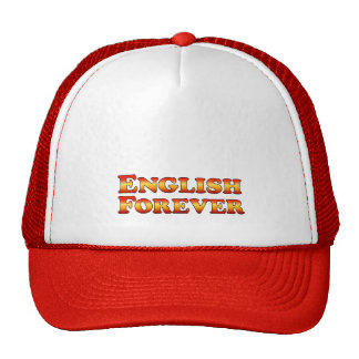 English Forever - Clothes Only Hats