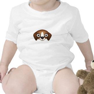 English Fox Hound - My Dog Oasis Baby Bodysuits