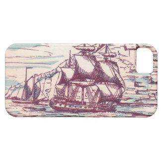 English Frigate 1743 iPhone SE/5/5s Case