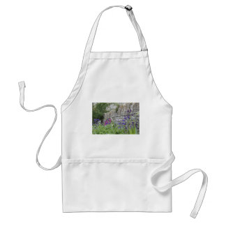 English Garden Adult Apron