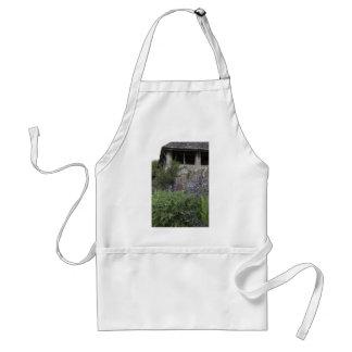 English Garden - Church Adult Apron