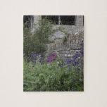English Garden - Church Puzzle