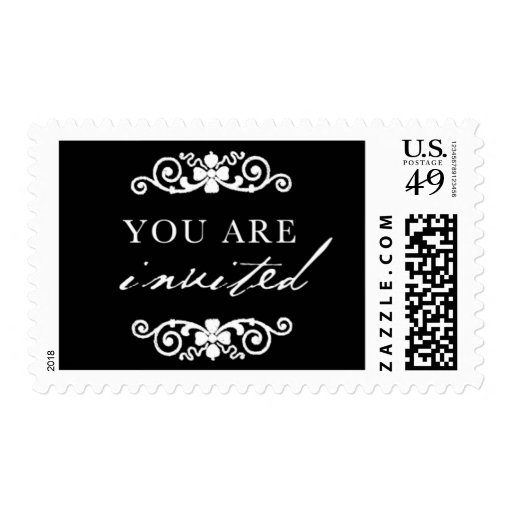 English Garden D by Ceci New York Stamp