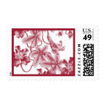English Garden F by Ceci New York Stamp