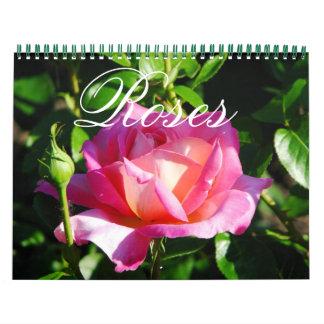 English Garden Roses Calendar