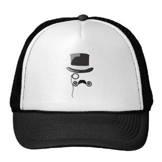 english gentleman trucker hat