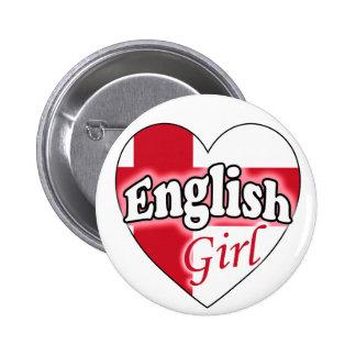 English Girl Pins