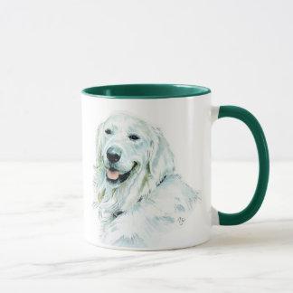English Golden Retriever Mug